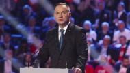 Bleibt Duda noch weitere zwei Jahre Polens Präsident?