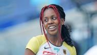 Leichtathletik: Maryse Luzolo, 26 Jahre