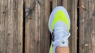 Der neue Ultraboost 21 von Adidas enthält sechs Prozent mehr Boost-Technologie.