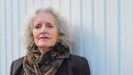 Die Schriftstellerin Ulrike Edschmid