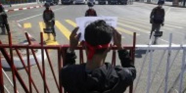 Myanmar: Vor dem Militär ist kein Journalist sicher