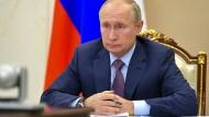 Der russische Staatschef Wladimir Putin.