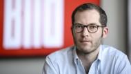 "Compliance-Verfahren: ""Bild""-Chefredakteur Julian Reichelt befristet freigestellt"