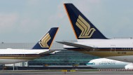 Die Fluggesellschaft Singapore Airlines