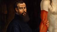 Blutiges Handwerk: Der Anatom Andreas Vesal in einem Bildnis von Pierre Poncet