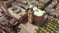 Die Paulskirche hat über Jahrhunderte hinweg Geschichte geschrieben.