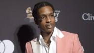 Der Rapper ASAP Rocky bei einer Gala im Februar 2019