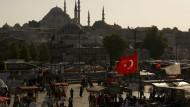 Wenn die Religionsbehörde wegen einer Fernsehsendung Beschwerde einlegt: Istanbul im Sommer 2020
