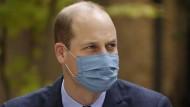 Prinz William: So viel Verlust zu sehen, beeinflusst Sicht auf die Welt