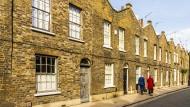 Teures Pflaster: Viktorianische Reihenhäuser in London