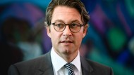 Verkehrsminister Andreas Scheuer