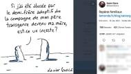 Kulturkampf von oben: Frankreich streitet über seine Karikaturisten