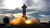 Dritter Fehlschlag in Folge: SpaceX-Rakete explodiert nach erfolgreicher Landung