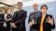 Die Union hat in Dresden die Kohle im Blick