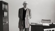 Ein Radio-Star, den manche Kontrahenten fürchteten: Theodor W. Adorno 1958
