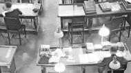 Arbeitsplatz für Eliten – der frühere Kuppellesesaal der Staatsbibliothek zu Berlin in den dreißiger Jahren