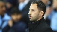 Bei Schalke gescheitert: Domenico Tedesco
