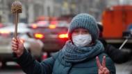 Keine Angst mehr? Russlands politischer Protest ist neu erwacht