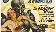 Starting Stories, Band 20/Nr. 3, Januar 1950 (Earle Bergey)
