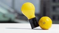 """Mediterrane Energie: Joseph Beuys' Kunstwerk """"Capri-Batterie"""" ist wieder aufgetaucht."""