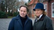 Wolf Harms (Uwe Kockisch) und Uta Carstens (Suzanne von Borsody) haben eine neue Spur.