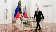 Putin und die Pandemie: Russlands versteckte Corona-Tote