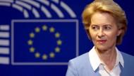 Arbeitet an einer neuen europäischen Ordnung: Ursula von der Leyen, gewählte Präsidentin der Europäischen Kommission