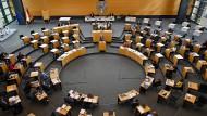 Der Landtag in Thüringen