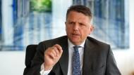 Findet deutliche Worte: Fresenius-Vorstandschef Stephan Sturm