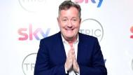 Nach Streit um Meghan Markle: Fernsehmoderator Piers Morgan wirft das Handtuch