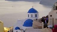 Begehrt: Santorini ist einer der griechischen Hot Spots.