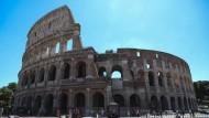 Wahrzeichen von Rom: Das Kolosseum