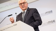 """Steinmeier in München: """"Es steht Europa – und insbesondere Deutschland – gut an, der Welt weniger missionarisch entgegenzutreten."""""""