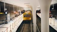Der Himmel unter Berlin: Die U-Bahn-Linie 5 in Berlin ist komplett