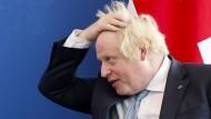 Erntet Widerspruch auch aus dem konservativen Lager: Premierminister Boris Johnson