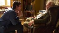 Filmstar im Interview: Denkt man mit 83 an seine Sterblichkeit, Sir Anthony?