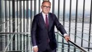 Benoît Cœuré in der EZB-Zentrale in Frankfurt