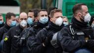 Hessische Kriminalpolizei schneller berücksichtigt: Geimpft zum nächsten Tatort