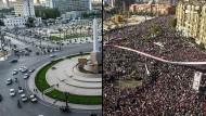 Was unser Autor vor zehn Jahren beim Arabischen Frühling in Ägypten erlebte