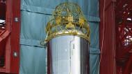 Das Objekt 2020 SO könnte die Oberstufe einer Atlas-Centaur-Rakete sein.