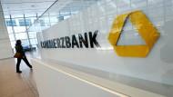 Die Aufsichtsratssitzung der Commerzbank wird verschoben.