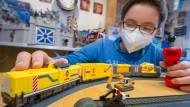 Spielzeugboom beflügelt Modelleisenbahnbauer Märklin