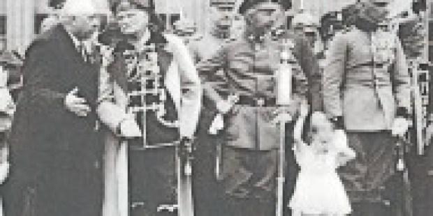 """Kaiserbanner unterm Hakenkreuz: Exkronprinz Wilhelm im """"Dritten Reich"""""""