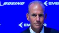 Boeing-Vorstandschef Dennis Muilenburg