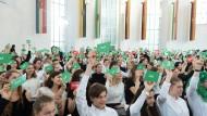 Ein historisches Markenzeichen: Die Hertie-Stiftung in der Kritik