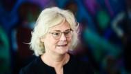 Neu im Amt: Bundesjustizministerin Christine Lambrecht