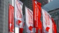 Buchmesse Frankfurt: Viel Platz für Leser