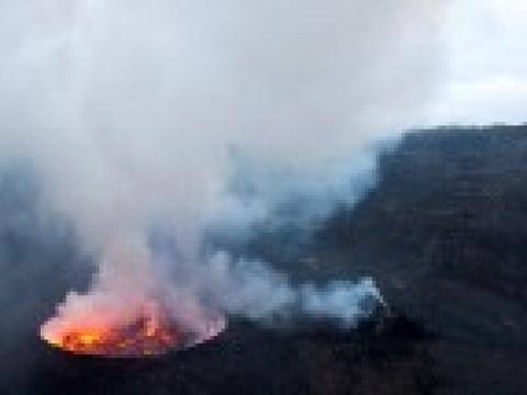 Vulkan in Kongo: Das Ungeheuer aus dem Urwald