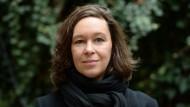 Furioser Auftritt in Frankfurt: die Schriftstellerin Monika Rinck