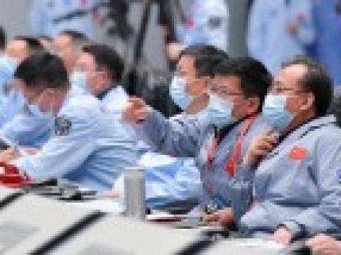 """""""Chang'e 5"""": Chinas Raumkapsel mit Mondgestein auf der Erde gelandet"""